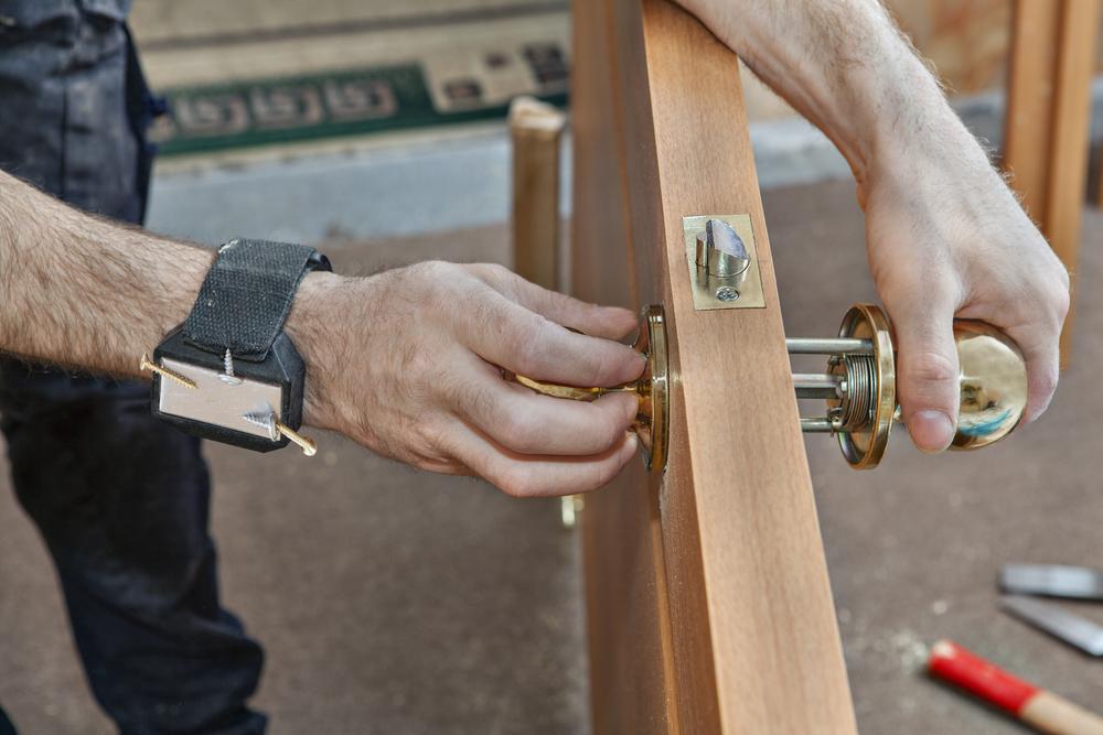 door repair, exterior door repair, exterior door replacement, broken door, san jose, campbell, los gatos, cupertino